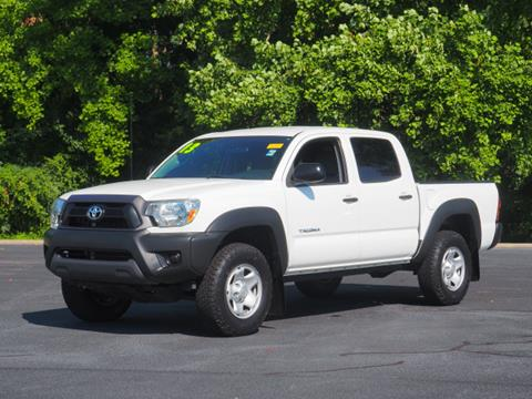 2013 Toyota Tacoma for sale in Rockingham NC
