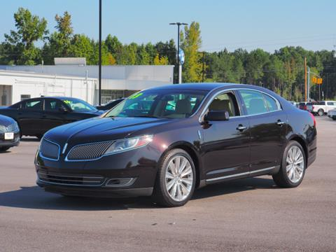 2013 Lincoln MKS for sale in Rockingham, NC