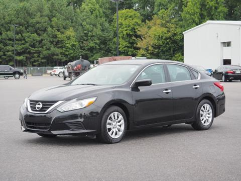 2016 Nissan Altima for sale in Rockingham NC