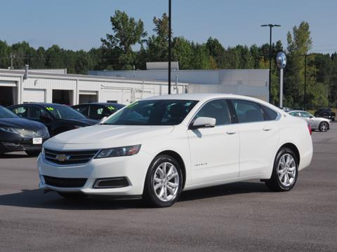 2017 Chevrolet Impala for sale in Rockingham, NC