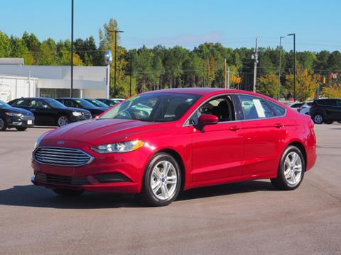 2018 Ford Fusion for sale in Rockingham NC