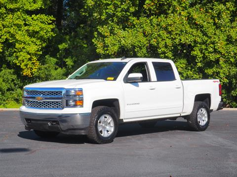 2015 Chevrolet Silverado 1500 for sale in Rockingham, NC