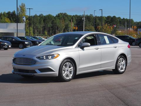 2018 Ford Fusion for sale in Rockingham, NC