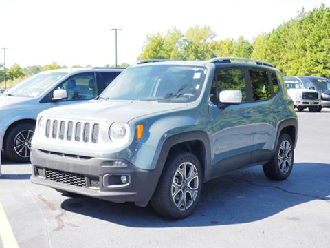 2017 Jeep Renegade for sale in Rockingham NC