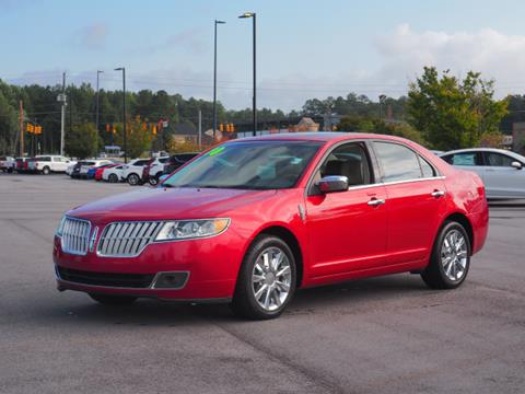 2010 Lincoln MKZ for sale in Rockingham, NC
