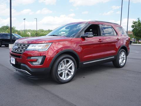 2016 Ford Explorer for sale in Rockingham NC