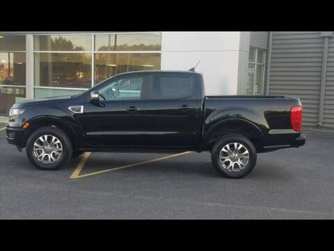 2020 Ford Ranger for sale at Champion Ford in Rockingham NC