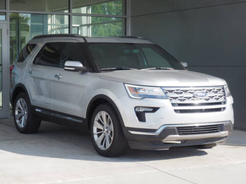 2019 Ford Explorer Limited for sale at Champion Ford in Rockingham NC