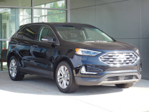 2019 Ford Edge Titanium for sale at Champion Ford in Rockingham NC