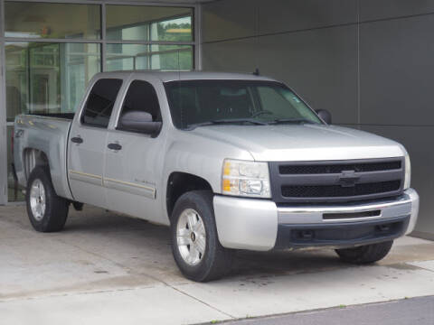 2010 Chevrolet Silverado 1500 LT for sale at Champion Ford in Rockingham NC