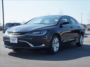 2015 Chrysler 200 for sale in Rockingham, NC