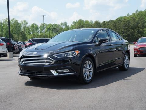 2017 Ford Fusion for sale in Rockingham NC