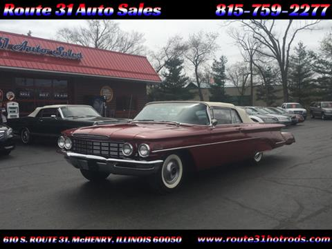 1960 Oldsmobile Eighty-Eight for sale in Mchenry, IL