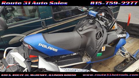 2006 Polaris Fusion 600 for sale in Mchenry, IL