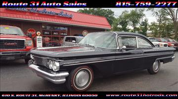 1960 Pontiac Catalina for sale in Mchenry, IL