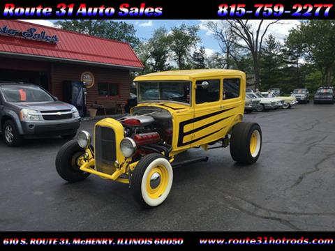 1930 Ford Tudor for sale in Mchenry, IL
