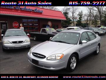 2002 Ford Taurus for sale in Mchenry, IL