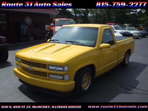 1988 Chevrolet C/K 1500 Series for sale in Mchenry, IL