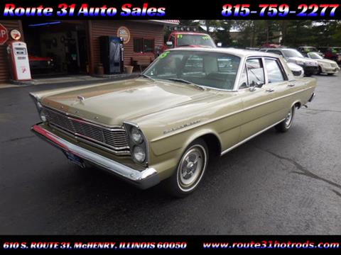 1965 Ford Galaxie for sale in Mchenry, IL
