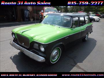 1960 Studebaker Lark for sale in Mchenry, IL