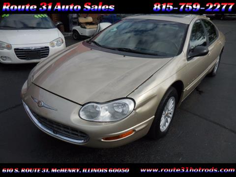 1999 Chrysler Concorde for sale in Mchenry, IL