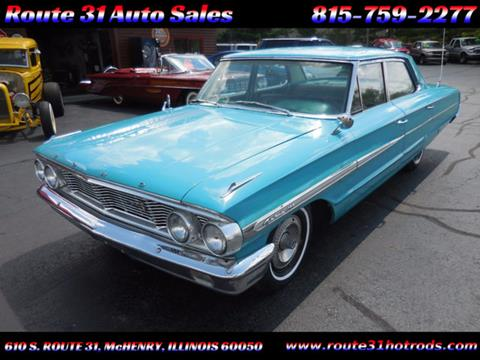 1964 Ford Galaxie 500 for sale in Mchenry, IL