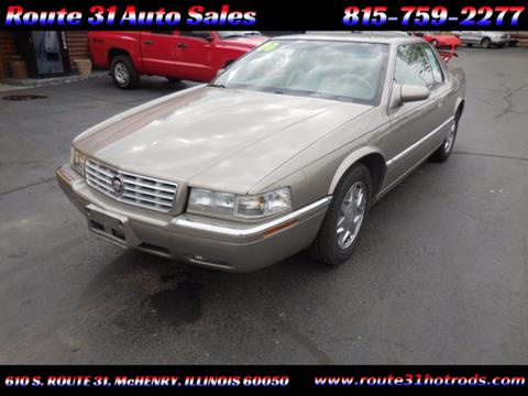 2000 Cadillac Eldorado for sale in Mchenry, IL