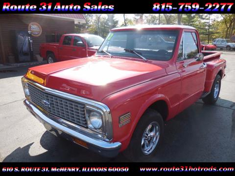 1972 Chevrolet C/K 10 Series for sale in Mchenry, IL