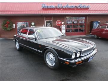 1997 Jaguar XJ-Series for sale at ROUTE 31 AUTO SALES in McHenry IL