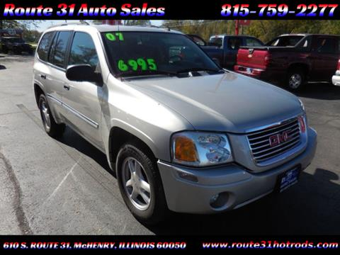 2007 GMC Envoy for sale in Mchenry, IL