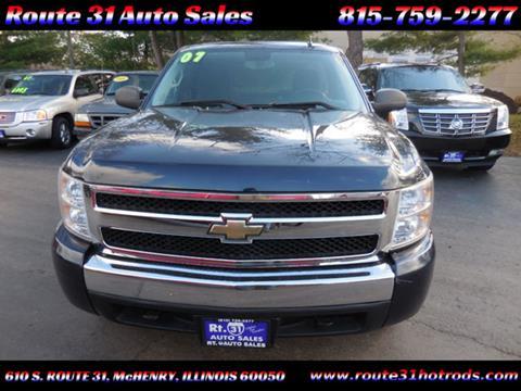 Rt 31 Auto Sales >> Chevrolet Silverado 1500 Classic For Sale In Mchenry Il