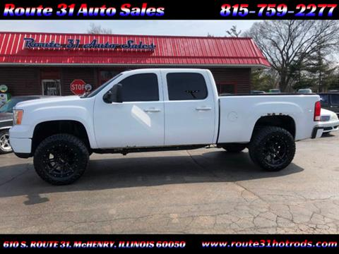 2009 GMC Sierra 2500HD for sale in Mchenry, IL