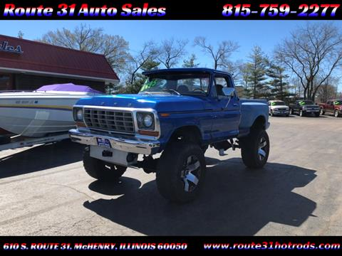 1976 Ford F-250 for sale in Mchenry, IL