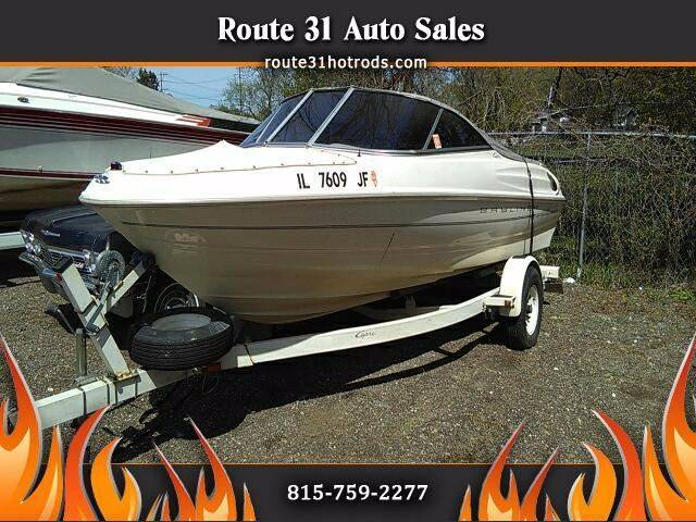 1999 Bayliner Capri for sale at ROUTE 31 AUTO SALES in McHenry IL