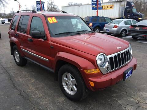 2006 Jeep Liberty for sale at ROUTE 31 AUTO SALES in McHenry IL