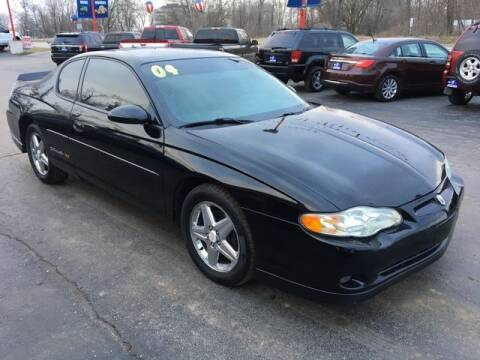 2004 Chevrolet Monte Carlo for sale at ROUTE 31 AUTO SALES in McHenry IL