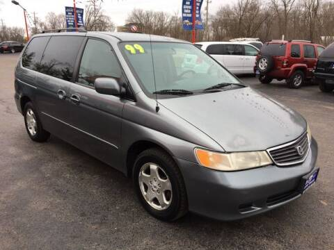 1999 Honda Odyssey for sale at ROUTE 31 AUTO SALES in McHenry IL