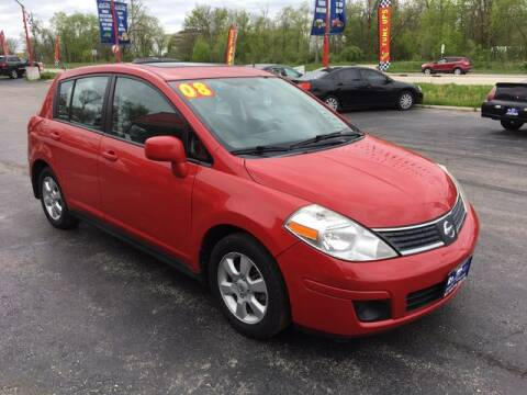 2008 Nissan Versa for sale at ROUTE 31 AUTO SALES in McHenry IL