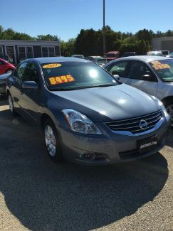 2011 Nissan Altima for sale in Elkhart, IN