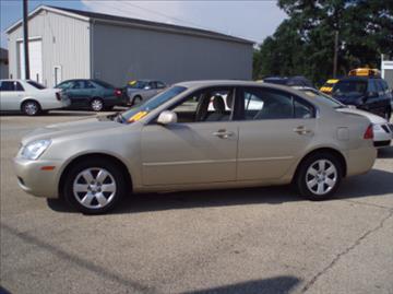 2008 Kia Optima for sale in Elkhart, IN