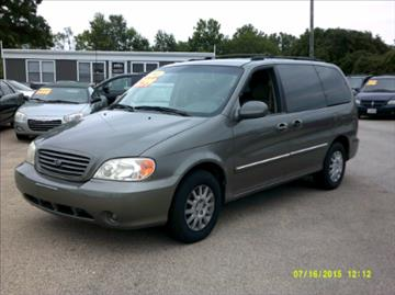 2003 Kia Sedona for sale in Elkhart, IN