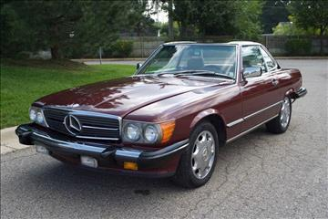 1987 Mercedes-Benz 560-Class for sale in Waterford, MI
