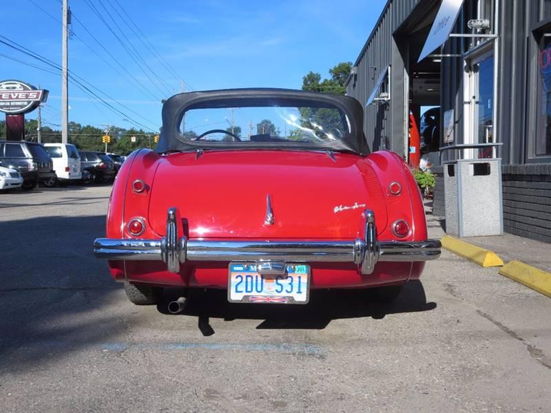 1955 Austin-Healey 100-4  - Waterford MI
