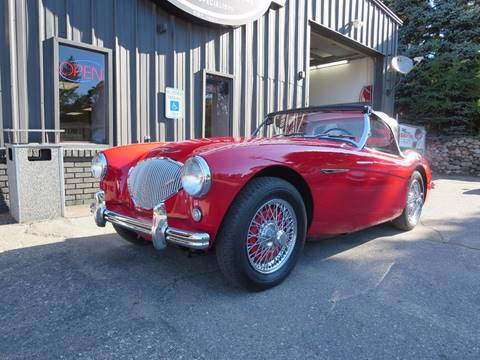 1955 Austin-Healey 100-4 for sale in Waterford, MI