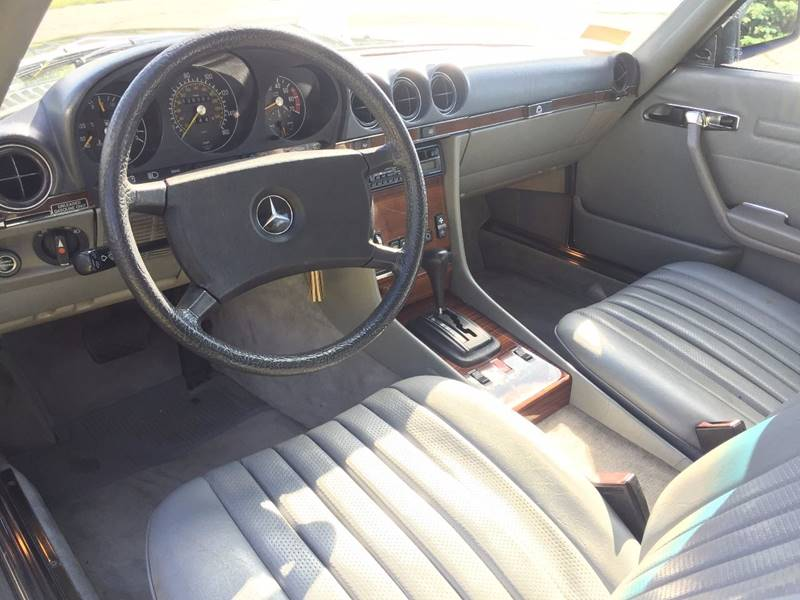 1982 Mercedes-Benz 380-Class 380 SL 2dr Convertible - Waterford MI