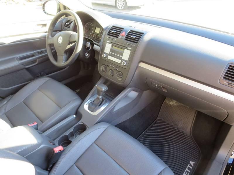 2007 Volkswagen Jetta Wolfsburg Edition 4dr Sedan (2.5L I5 6A) - Waterford MI