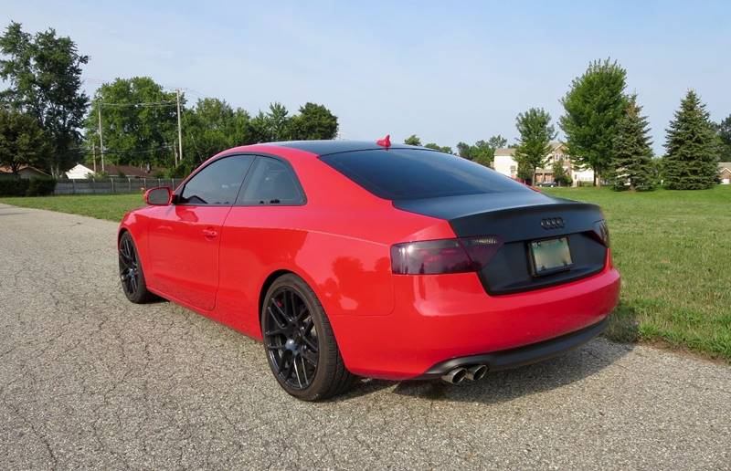 2010 Audi A5 AWD 2.0T quattro Premium 2dr Coupe 6A - Waterford MI