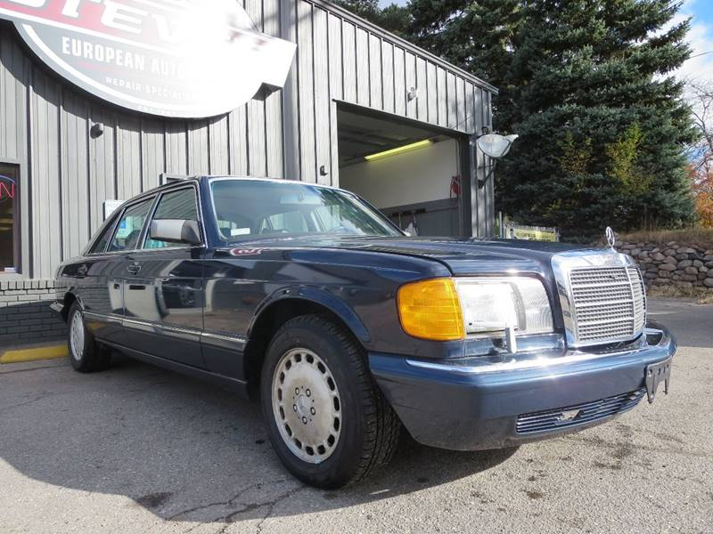 1991 Mercedes-Benz 560-Class 560SEL 4dr Sedan - Waterford MI