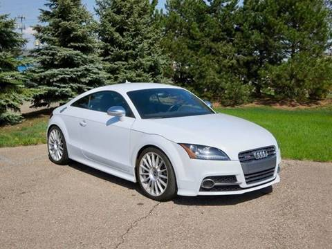 Audi TT For Sale In Michigan Carsforsalecom - Audi tt