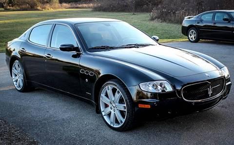 Maserati quattroporte 2005 for sale